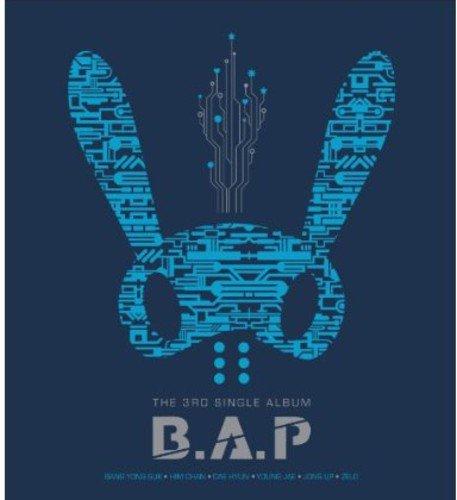 The 3RD Single Album B.A.P