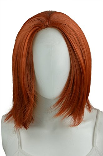 Dana Scully Costumes - EpicCosplay Helen Copper Red Bangless