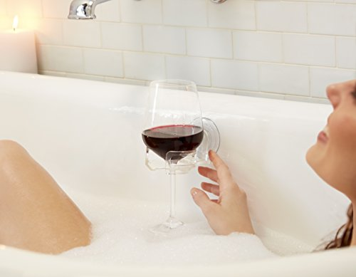 SipCaddy-Bath-Shower-Portable-Cupholder-Caddy-for-Beer-Wine-Suction-Cup-Drink-Holder