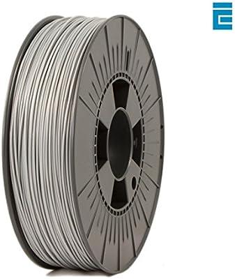ICE Filaments ICEFIL1PLA015 PLA filamento Gentle Grey 1.75mm 0.75 kg