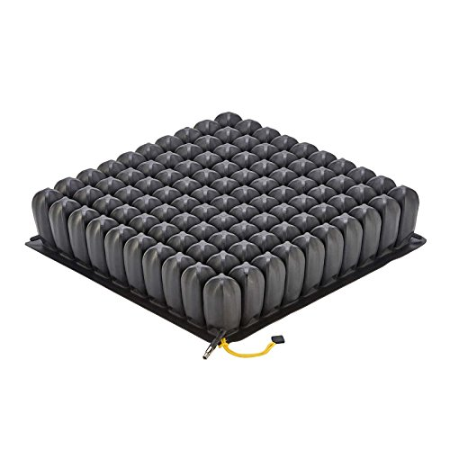 - ROHO Low Profile SINGLE VALVE Seating and Positioning Wheelchair Seat Cushion 1R109LPC (18-19 X 16-17)
