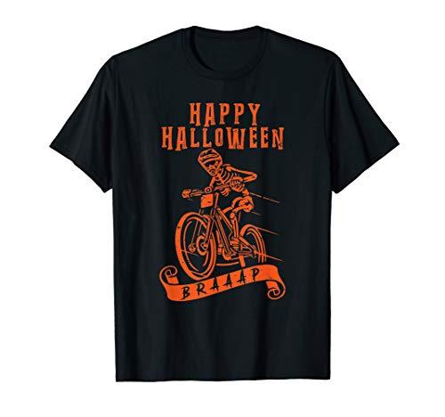 Dirt Bike Rider Halloween Costumes (Funny Halloween Costume Dirt bike Braap - Motorcycle Gift )