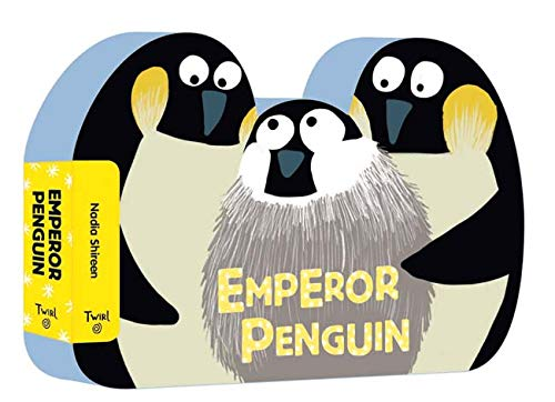 Play Shapes. Emperor Penguin