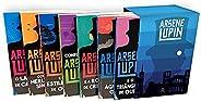 Box Arsène Lupin Vol. I - 7 Livros + Marcador De Páginas Exclusivo