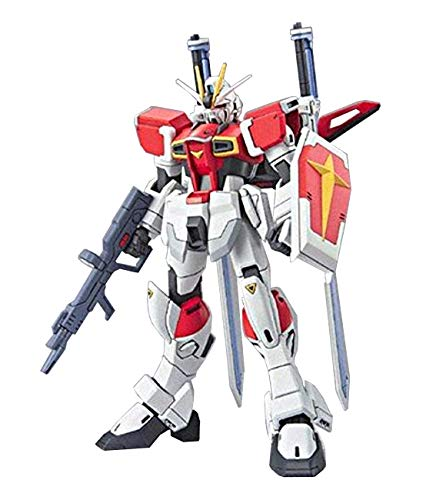 Destiny Impulse Gundam - Bandai Hobby #21 Sword Impulse Gundam, Bandai Seed Destiny HG Action Figure