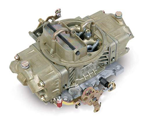 Holley 0-80537 Model 4150 Performance Marine 750 CFM Square Bore 4-Barrel Mechanical Secondary Manual Choke New Carburetor