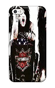 Alpha Analytical's Shop New Style Fashion Protective Beautiful Bvb Black Veil Brides Case Cover For Iphone 5/5s