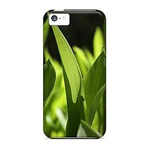 XiFu*MeiCute Mycase88 Greenplants Cases Covers For Iphone 5cXiFu*Mei
