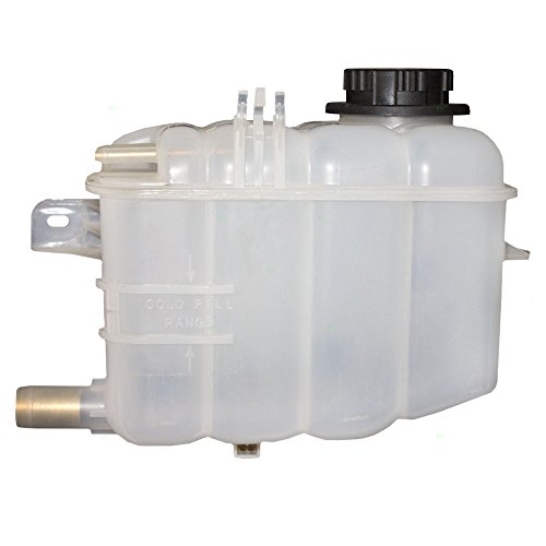 Coolant Overflow Tank Recovery Bottle Expansion Reservoir Replacement for Ford Mercury 3.0L DOHC 3F1Z8A080E AutoAndArt