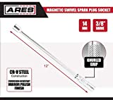 ARES 11001-14mm Thin Wall Magnetic Swivel Spark