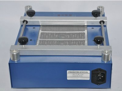 GOWE ESD Infrared Ceramics Preheater BGA IR Preheating Station Digital Desoldering Station for PCB Component Electronic