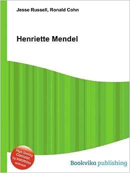 Henriette mendel