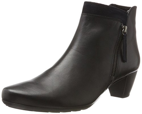 Mujer Botines Micro Negro 821 56 Gabor River 72 Shoes 8qfnInt4