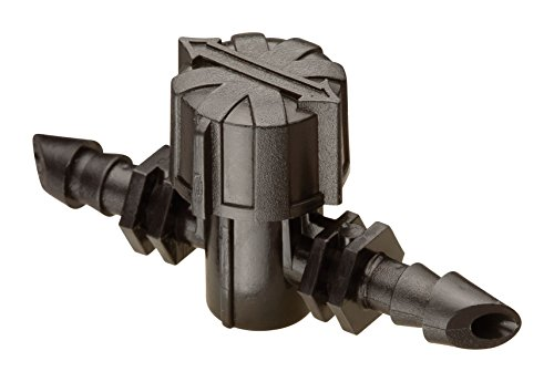 Rain Bird BVAL25-2S Drip Irrigation Universal 1/4