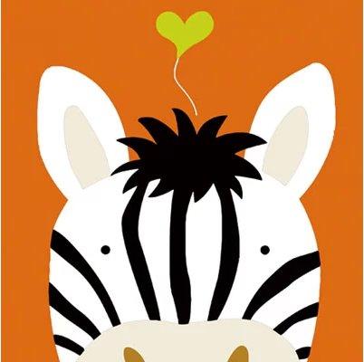 Zebra Paint - 1