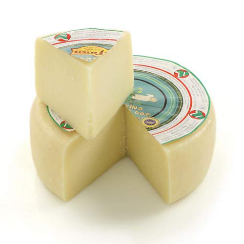 Pecorino Toscano Sheep Cheese (Whole Wheel) Approximately 4 Lbs by For The Gourmet (Image #1)