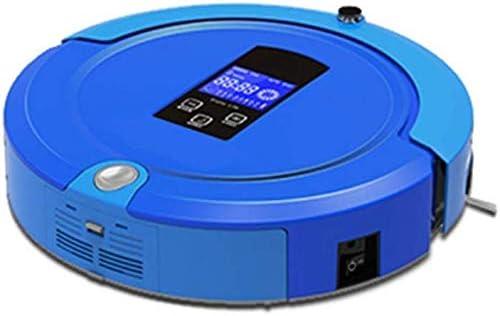 BD.Y Robot de Balayage Bluetooth de Haute qualité, à Haute Aspiration, nettoie Les sols durs en moquettes à Poils Moyens, Ultra-Minces
