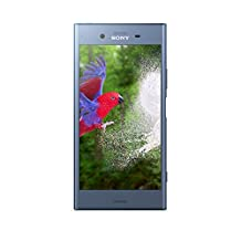 """Sony Xperia XZ1 (F8342) 64GB - Dual SIM [Android 8.0, 5.2"""" IPS LCD, Snapdragon 835 , 19.0MP, Dust/Water Proof] (Moonlit Blue)"""