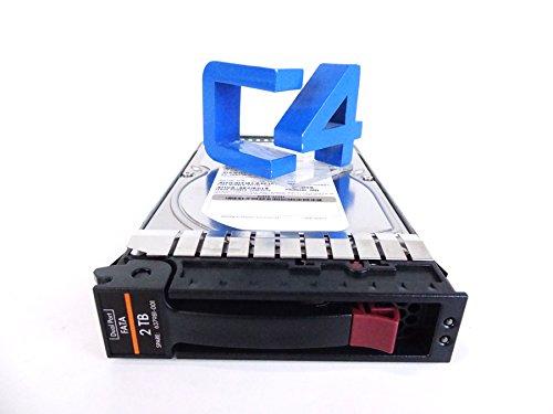 HP 637981-001 HP 2TB FATA EVA M6412 DP HARD DRIVE 637981-001 by HP