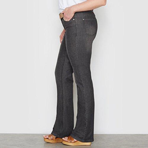 Stone Nero Jeans CASTALUNA Donna Bootcut 1gUwwfqv