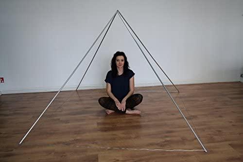 Pirámide para meditación & nuestro guía de meditación de ...