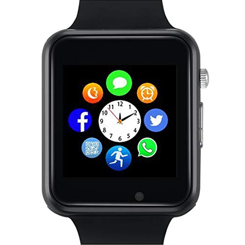 Best Watch Wristwatch With Cameras - YIIXIIYN Smart Watch Bluetooth Smart Watch