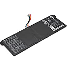 Willingo Notebook Battery AC14B8K Replacement Battery for Acer Aspire E3-111 V3-111 V3-371 V5-132 E5-771G Chromebook 11 CB3-111 13 CB5-311 TravelMate B115-M Laptop, 15.2V, 48Wh, AC14B8K /Black