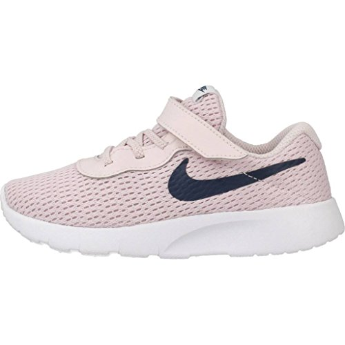 NIKE Baby Rose White Navy Shoes TDV Babies Newborn Tanjun Barely Boys for Ezzrw