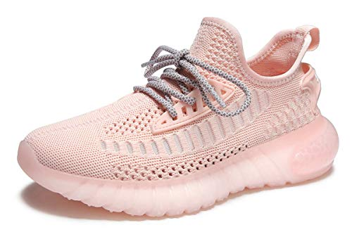 SUOKENI Women's Fashion Sneaker Breathable Running Shoes Lightweight Walking Shoes
