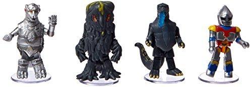 Diamond Select Toys Godzilla Classic Minimates Series 2 Box Set by Diamond Select