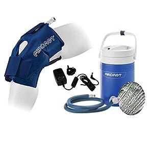 Aircast Knee Cryo/Cuff Large with Powered Cryo Cooler 18