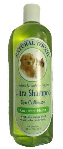 Nilotron Natural Touch Cucumber Melon Pet Shampoo