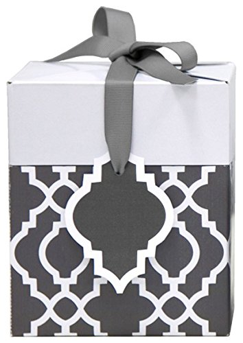 Boston International 10 Count Luv2Pak Pop-Up Boxes Small Holiday Snowflake LP41298804