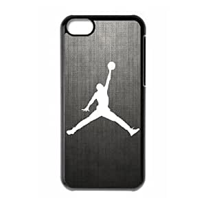 iPhone 5C Phone Case Black Jordan logo KG4516730
