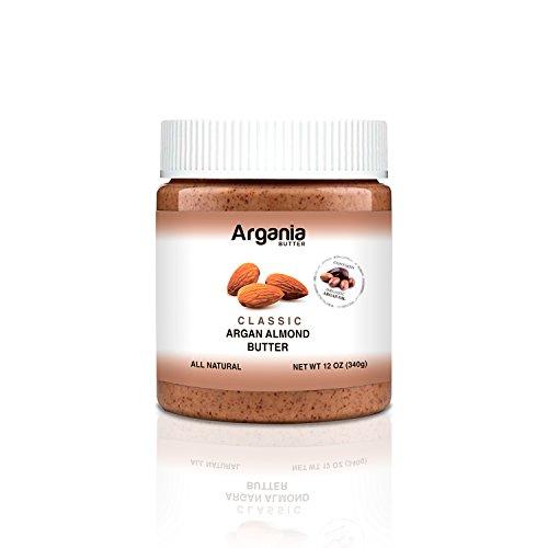 Argania-Butter-Classic-Almond-Butter-Organic-Argan-Oil-12oz