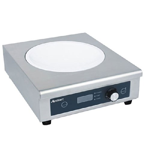 Admiral Craft IND-WOK208V Countertop Wok Induction Cooker, 208v