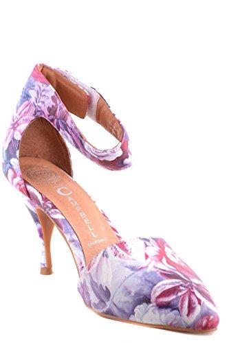 Jeffrey Campbell Zapatos de Vestir Para Mujer Morado Morado It - Marke Größe