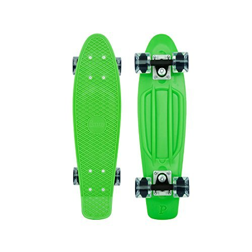 """Penny Complete Skateboard, Classic Green, 22"""""""