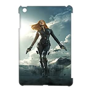 Ipad Mini Captain America 2 3D Art Print Design Phone Back Case DIY Hard Shell Protection DF036874