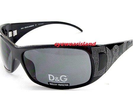 Amazon.com: New Dolce & Gabbana D&G 8009 501/87 Sunglasses ...