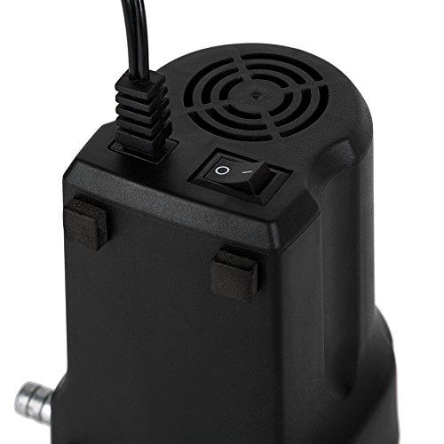 on sale TecTake Pompe éléctrique à vidange extraction huile diesel aspiration kit auto 12V 60W