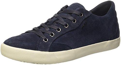Geox Ou I Intelligent, Chaussures Pour Hommes, Blau (navyc4002), 43 Eu