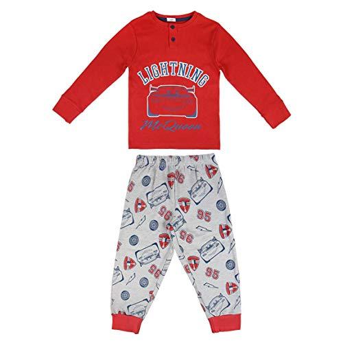 Pijama Cars Disney Algodón Interlock Premium (2/3 años): Amazon.es: Ropa y accesorios