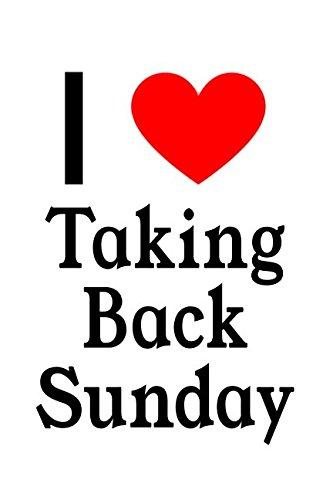 I Love Taking Back Sunday: Taking Back Sunday Designer - Sunday Back Merchandise Taking