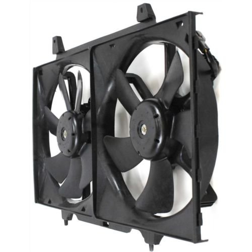 MAPM Premium ALTIMA 98-01 RADIATOR FAN SHROUD ASSEMBLY, Exc 00-01 M.T. by Make Auto Parts Manufacturing (Image #2)