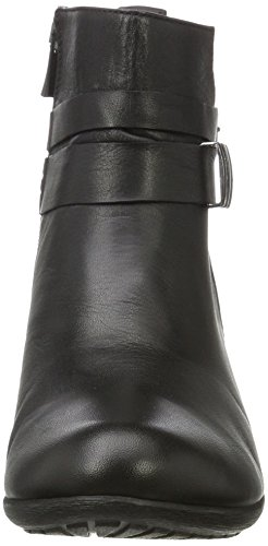 Schwarz Boots 0512700 Conti Women's Andrea Black 002 wXtq7wE