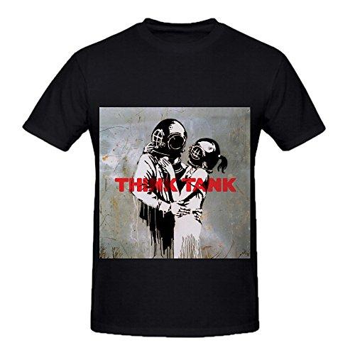 blur-think-tank-soundtrack-men-round-neck-art-tee-shirts
