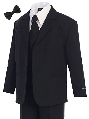 Bello Giovane Black Formal Dress