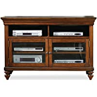Hooker Furniture 1037-56470 Wendover 44 Entertainment Console, Medium Wood