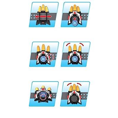 MINI FORCE Miniforce Super Dinosaur Trans Super Dinosaur Power Sound Band Toy: Toys & Games